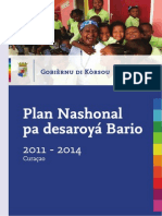 Plan Nashonal pa Desaroya Bario-NL