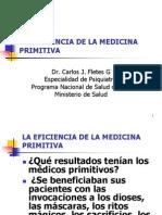 La Eficiencia de La Medicina Primitiva