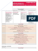 Agenda Eic2014