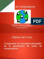 Comunicaciones y Redes de Computadores 2014