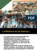 La Medicina de Las Aztecas