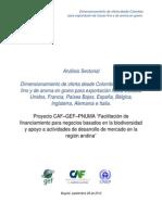 4.Analisis Sectorial Cacao Fino en Grano Para