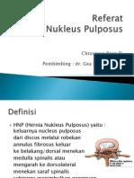 Referat HNP