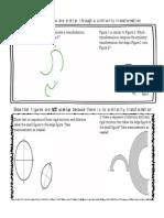Similarity Transformations INB