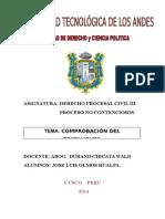 COMPROBACIÓN DEL TESTAMENTO.doc