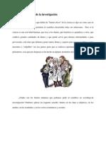 Límites Éticos de La Investigación