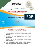 Semana 1 - La Ingeniería Económica