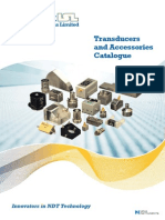 Transducers Product Catalogue 2014