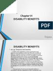 Disability Ben Tejana