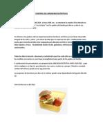 Control de Loncheras Nutritivas 1
