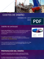 Costes de Diseño
