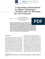 Antecedents of ISAs Performance_Synthesized Evidence and New Directions for Core Constructs_IJMR.2012