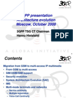 3gpp Architecture Evolution