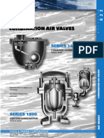 Combination Air Valves