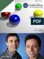 Comandos Google y Tipos de Buscadores