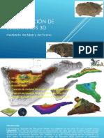 Analizis 3D y Analisis Espacial