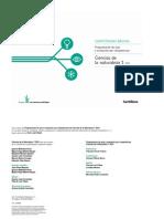 Programación y Evaluación Por Competencias