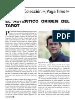 Ee 31-32 El Autentico Origen Del Tarot