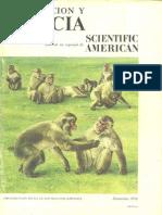 Investigación y Ciencia 003, Diciembre 1976