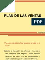Planeación de Las Ventas