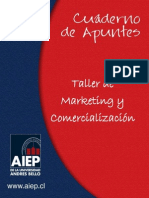 Taller de Marketing y Comercialización - EAN257