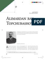 Topchubashov