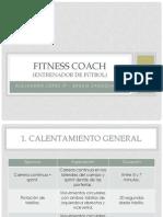 Fitness Coach I