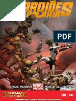 Guardiões Da Galáxia #02