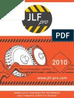 Catalogue Jlf Pro2009 2010 Fr