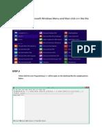 c++ Jobsheet(fAIRUZ)