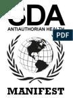 Manifest SDA