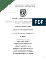 macroeconomia de argentina