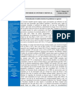 Informe Economico Mensual IAE - Octubre 2014