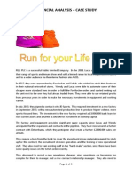 Run for Your Life Group Task - Final