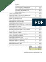 Reporte de Electrico y Plomero 28 de Agosto 2014