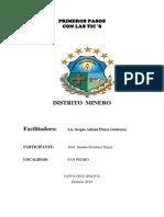 Proyecto Final de Sandra Garabito O