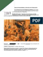 Alcides Beretta Curi Programa Seminario Ceil 2014