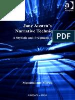 Jane Austen's Narrative Techniques
