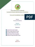 Factores Internos y Externos Empresa