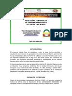 Analogías Texturales Zp vs. Fdn 2014