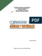 Contabilidad Para Agencias y Sucursales (Angélica Suárez-unellez)