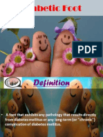 Diabetic Foot PPT