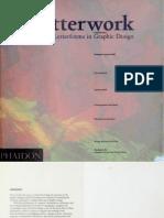 Letterwork - Creative Letterforms in Graphic Design (Art eBook)