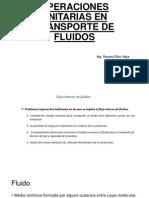OPERACIONES UNITARIAS EN  TRANSPORTE DE FLUIDOS.pptx