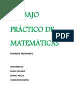 El Uso de Las Matematicas en La Arquitectura