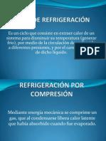 Ciclo de Refrigeración Exposición