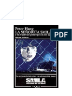 Hoeg, Peter - La Senorita Smila