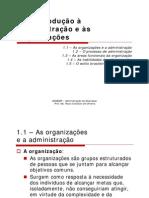 introdução a administração