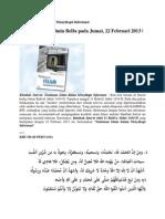 Tuntunan Islam Dalam Menyikapi Informasi