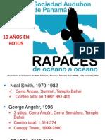 10 Años Conteos Rapaces - Audubon Panamá - 14 Nov 2014